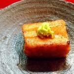 治作 - 焼き胡麻豆腐