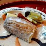 治作 - 太刀魚塩焼き