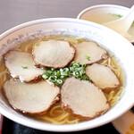中華 とおりゃんせ - 料理写真:チャーシューメン