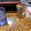 Hanshinsoba - 料理写真:前はゆず七味もあったのですが…