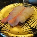 廻転寿司 伊豆太郎 - 金目鯛