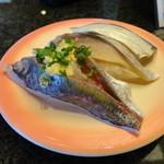 廻転寿司 伊豆太郎 - 光り物三点盛