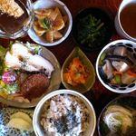 カフェギャラリー 茶蔵 - 料理写真:茶蔵ランチ