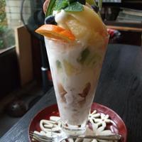 カフェギャラリー 茶蔵 - パフェ(期間限定)