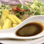 ペナンレストラン - アッサムラクサ(税込980円)