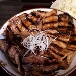とんたん - 豚丼