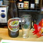 五十鈴 - ビール大瓶550円