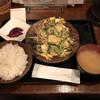 Debiruokinawa - 料理写真:ゴーヤチャンプルー定食(税込み1000円)