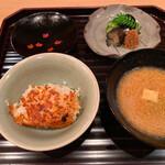 大神 - 〈桜海老の土鍋ごはん〉お焦げが大好き♡