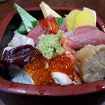 寿司処やぐら - チラシ竹