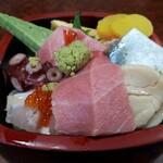 寿司処やぐら - チラシ梅