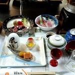 山鹿温泉・富士ホテル - 料理写真: