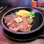 いきなりステーキ - ワイルドステーキ300㌘☆