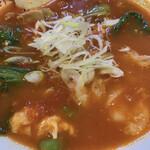 太陽のトマト麺 - 酸辣トマト麺