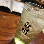 あかぎ - 乾杯は白州ハイボール