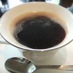 ローズダイニング - セットでコーヒー
