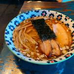 自家製麺カミカゼ - 中華そば大 ¥750