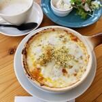 コロロ カフェ - 料理写真:ミートドリアランチ