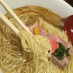 145416155 - 細麺ストレート。