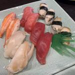 寿司割烹 寿司御殿 -