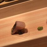 鮨利﨑 - トロサワラ