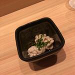鮨利﨑 - 鱈白子