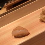 鮨利﨑 - ボタンエビ