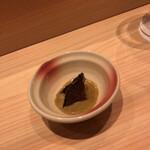 鮨利﨑 - アワビ