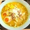 サッポロラーメンたき - 料理写真:カレーラーメン+味玉+コーン