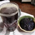 だい人 - 日本酒とお通しのナス