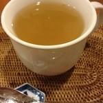 cafeロジウラのマタハリ春光乍洩 - 生姜茶