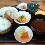 ジャパン キッチン アキバ - 和食セット
