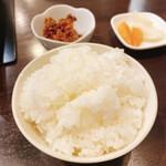 145430833 - 京都八代目儀兵衛のご飯