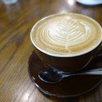 Cafe Casa - ドリンク写真:カフェラテ