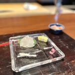 日本料理 時宜 - ヒラメ