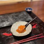 日本料理 時宜 - いくら(追加)