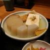 一平 - 料理写真:おでん定食