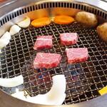 阿蘇のあか牛料理専門店 農家れすとらん 田子山 -