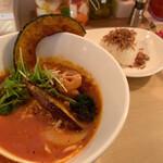 空と大地のトマト麺 Vegie  -