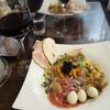 麺庵 小島流 - 料理写真:松阪牛脂と飛騨牛のウニク和えそば