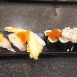 回転寿司 丸忠 - 料理写真:如月ランチ
