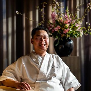 江戸前寿司と美酒のマリアージュが鮨mの世界へ誘います。