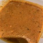 ラージ・マハール - カリースープ
