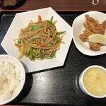 中国料理 千琇 -