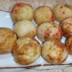 タコたこ - 料理写真: