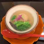 IKOI japanesecuisine - 紅芋まんじゅう
