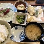 醸しや 大澤 - 料理写真:おまかせ御膳