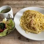 sumica - 料理写真:カルボナーラ