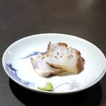 食堂 ぎんみ - ◆蛸・・五色胡麻が可愛い蛸さん。
