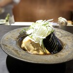 食堂 ぎんみ - ◆鯛の煮付け・・好きな「鯛の煮付け」が登場して、嬉しいこと。